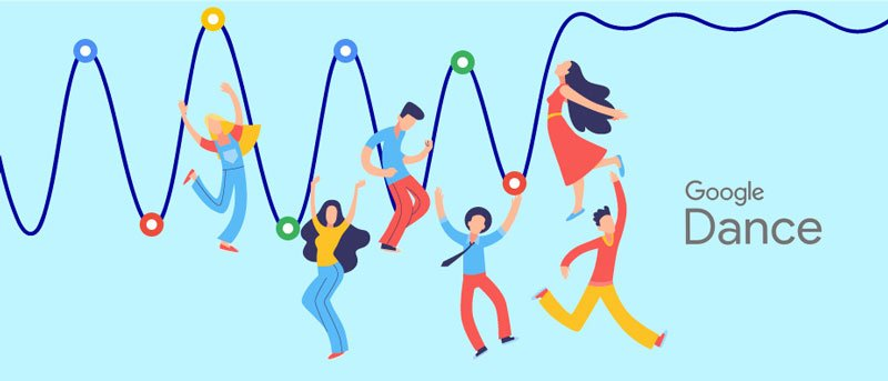 الگوریتم رقص گوگل؛ گوگل دنس (Google dance) چیست؟