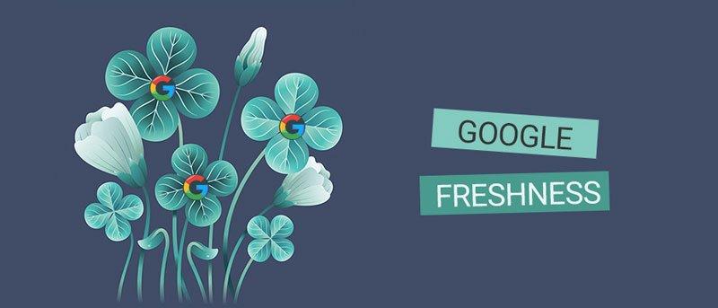 google-freshness-الگوریتم