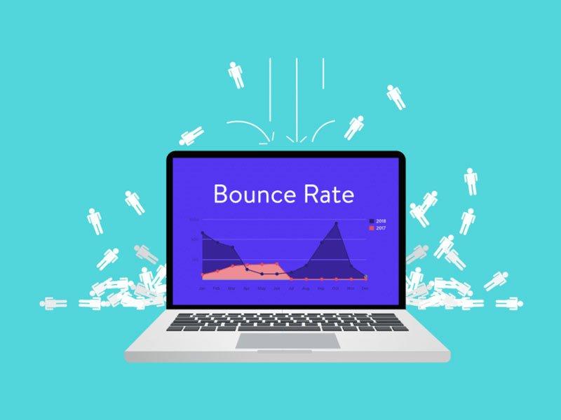 بانس ریت Bounce Rate