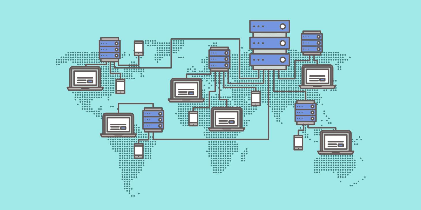 پیاده سازی CDN ها چگونه است؟